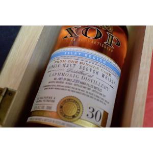 モルト・ウイスキー ノースブリティッシュ  / ラフロイグ 1987 30年 53.5% / ダグラスレイン・エクストラ オールド・パティキュラー|wineholic