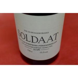 赤ワイン ザ・サディ・ファミリー / ソルダート [2016]|wineholic