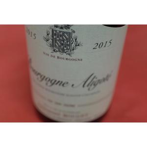 白ワイン エマニュエル・ルジェ / ブルゴーニュ・アリゴテ [2015]|wineholic