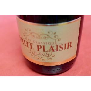 シャンパン(泡物) コルマン / メソッド・キャップ・クラシック・ブリュット・プレジール|wineholic
