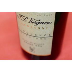 シャンパン(泡物) ジャン・ルイ・ヴェルニョン / エキストラ・ブリュット・エロカンス・グラン・クリュ|wineholic