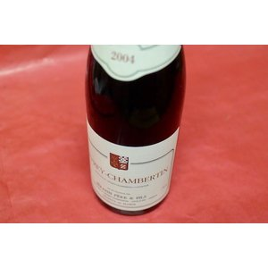 赤ワイン セラファン・ペール・エ・フィス / ジュヴレ・シャンベルタン [2004]|wineholic