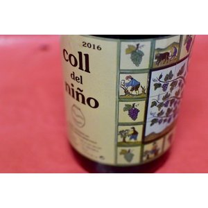 赤ワイン ラウレアノ・セレス・モンタギュ(メンダール) / コル・デル・ニーニョ [2016]|wineholic