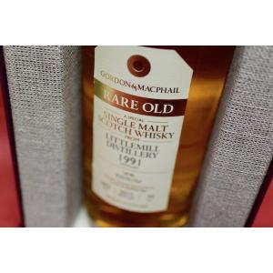 モルト・ウイスキー リトルミル 1991年 46% ゴードン&マクファイル ・レア・オールド wineholic