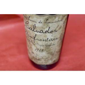 カルヴァドス ローリストン/ カルバドス ドンフロンテ [1968]|wineholic