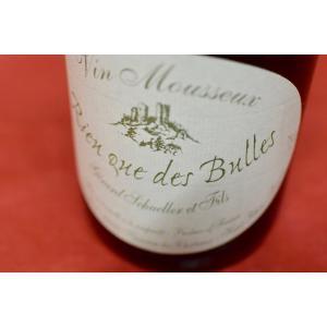 シャンパン(泡物) ジェラール・シュレール・エ・フィス / ヴァン・ムスー・リヤン・ク・デ・ブル [2011]|wineholic
