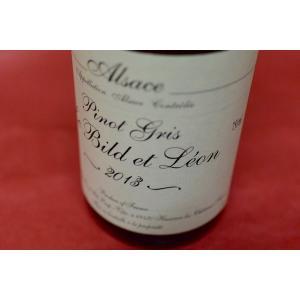 白ワイン ジェラール・シュレール・エ・フィス / ピノ・グリ・ビルド・エ・レオン [2013]|wineholic