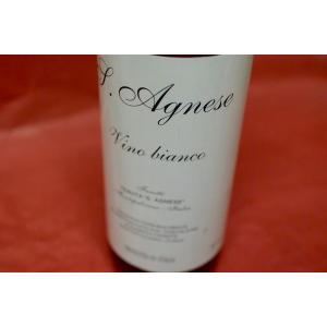 白ワイン ファネッティ / ビアンコ・サンタニェーゼ [2014]|wineholic