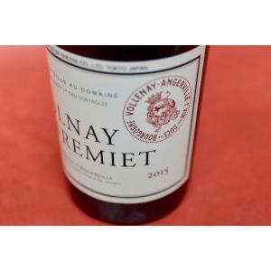 赤ワイン ドメーヌ・マルキ・ダンジェルヴィーユ / ヴォルネイ・フレミエ [2015]|wineholic