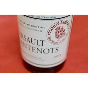 白ワイン ドメーヌ・マルキ・ダンジェルヴィーユ / ムルソー・サントノ 2015年(白ワイン)|wineholic