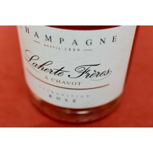 シャンパン(泡物) ラエルト・フレール / ブリュット・ロゼ・ウルトラディション|wineholic