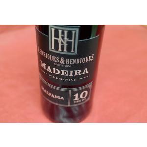 マデラ エンリケシュ・エンリケシュ / マルヴァジア 10年 20% (ドセ:甘口)750ml|wineholic