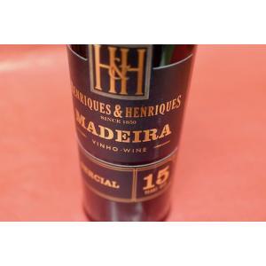 マデラ エンリケシュ・エンリケシュ / セルシアル 15年 20%(セコ:辛口) 500ml|wineholic