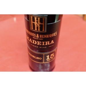 マデラ エンリケシュ・エンリケシュ / ヴェルデーリョ 15年(メイオ・セコ:中辛口) 20% 500ml|wineholic