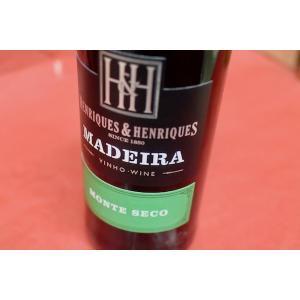 マデラ エンリケシュ・エンリケシュ / モンテ・セコ (セコ:辛口)            19%  750ml|wineholic
