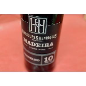 マデラ エンリケシュ・エンリケシュ / ヴェルデーリョ 10年(メイオ・セコ:中辛口) 20% 750ml|wineholic
