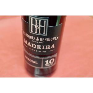 マデラ エンリケシュ・エンリケシュ / セルシアル 10年 20%(セコ:辛口) 750ml|wineholic