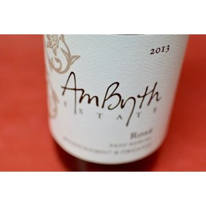 赤ワイン アンビス・エステイト / ロゼ・ムルヴェードル [2013]|wineholic