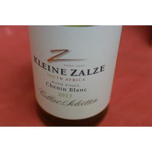白ワイン クライン・ザルゼ・ワインズ / セラー・セレクション・シュナン・ブラン・ブッシュ・ヴァインズ [2017]|wineholic