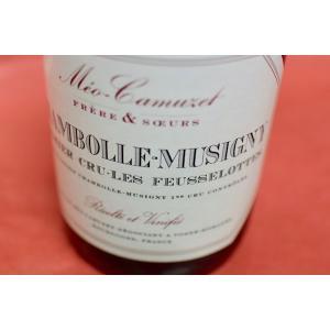 赤ワイン メオ・カミュゼ・フレール・エ・スール / シャンボール・ミュジニー・レ・フスロット [2015]|wineholic