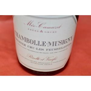 赤ワイン メオ・カミュゼ フレール・エ・スール / シャンボール・ミュジニー・レ・フスロット [2015] 1500ml|wineholic