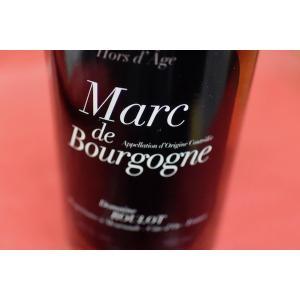 マール ドメーヌ・ルーロ / マール・ド・ブルゴーニュ wineholic
