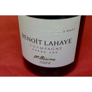 シャンパン(泡物) ブノワ・ライエ / エキストラ・ブリュット・グラン・クリュ・ミレジメ 2007(2018/06入荷分)|wineholic