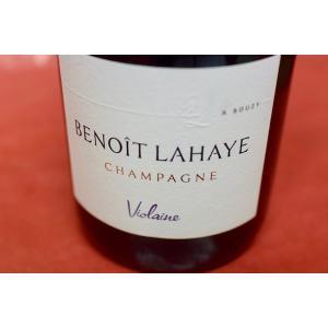 シャンパン(泡物) ブノワ・ライエ / ヴィオレーヌ・サン・スフル・アジュテ [2013]|wineholic