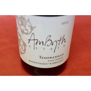赤ワイン アンビス・エステイト / テンプラニーリョ [2013]|wineholic