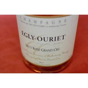 シャンパン(泡物) エグリ・ウーリエ / ブリュット・ロゼ・グラン・クリュ・デコルジュマン [2017]|wineholic