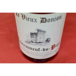 白ワイン ル・ビュー・ドンジョン / シャトーヌフ・デュ・パフ・ブラン [2016]|wineholic