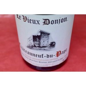 赤ワイン ル・ビュー・ドンジョン / シャトーヌフ・デュ・パフ・ルージュ [2015] 1500ml|wineholic