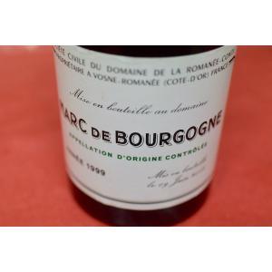 マール ドメーヌ・ド・ラ・ロマネ・コンティー / マール・ド・ブルゴーニュ[1999]|wineholic