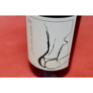 赤ワイン アンヌ・エ・ジャン・フランソワ・ガヌヴァ / ヴァン・ド・フランス・ルージュ・ジャン・ヴ・アンコール [2014]|wineholic