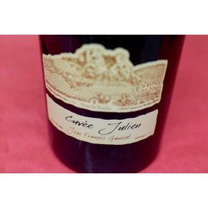 赤ワイン アンヌ・エ・ジャン・フランソワ・ガヌヴァ / コート・デュ・ジュラ・ピノ・ノワール・キュヴェ・ジュリアン [2016]|wineholic