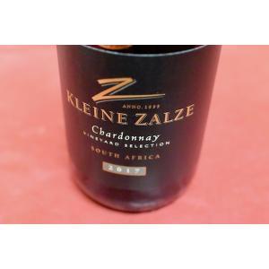 白ワイン クライン・ザルゼ・ワインズ / ヴィンヤード・セレクション・シャルドネ [2017]|wineholic