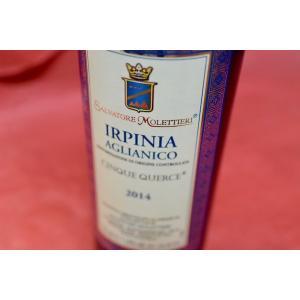 赤ワイン サルヴァトーレ・モレッティエーリ / イルピーニャ・アーリアニコ ・チンクエ・クレルチェ [2014] wineholic