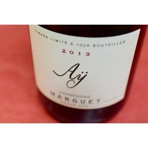 シャンパン(泡物) マルゲ・ペール・エ・フィス / ブリュット・ナチュール・アイ・グラン・クリュ [2013]|wineholic