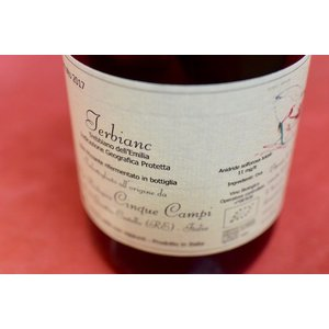 シャンパン(泡物) チンクエ・カンピ / ビアンコ・デッレミリア・テルビアンク [2017]|wineholic