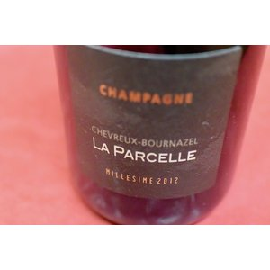 シャンパン(泡物) ラ・パルセル  / ラ・パルセル・ミレジム [2012]|wineholic