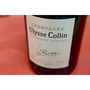 シャンパン(泡物) ユリス・コラン(オリヴィエ・コラン) / ブラン・ド・ブラン・レ・ペリエール [2014]|wineholic