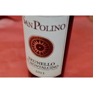 赤ワイン サン・ポリーノ / ブルネロ・ディ・モンタルチーノ [2011]|wineholic