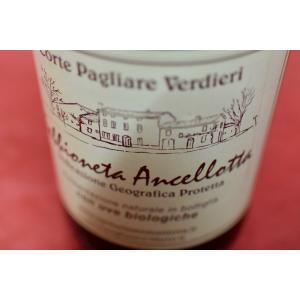 シャンパン(泡物) ヴェルディエリ / サッビオネータ・アンチェロッタ [2014]|wineholic