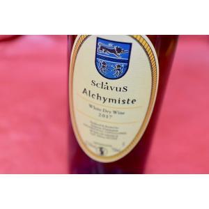 白ワイン ドメーヌ・スクラヴォス / ヴァン・ブラン・ド・ターブル・アルシミスト [2017]|wineholic