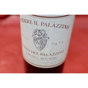 赤ワイン イル・パラツィーノ / トスカーナ ロッソ・デル・パラッツィーノ [2015]|wineholic