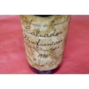 カルヴァドス ローリストン/ カルバドス ドンフロンテ [1964]|wineholic