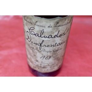 カルヴァドス ローリストン/ カルバドス ドンフロンテ [1963]|wineholic
