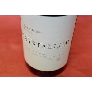 赤ワイン クリスタルム  / ボナ・ファイド・ピノ・ノワール [2017]|wineholic