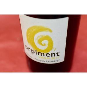 赤ワイン マキシム・フランソワ・ローラン / コート・デュ・ローヌ・ヴィラージュ・ヴィザン・オルピモン [2017]|wineholic
