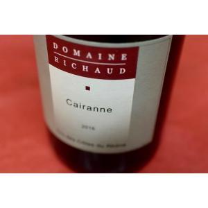 赤ワイン マルセル・リショー / コート・デュ・ローヌ・ヴィラージュ ケランヌ・ルージュ [2016]|wineholic
